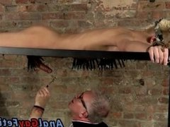 Free videos of gay hairy bondage and discipline Blindfolded sub boy Reece