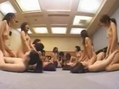 asian lesbian orgy