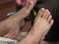 Cute boy feet tickle gay xxx Ricky Larkin Shoots His Load As I Worship