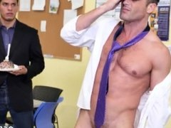 Pinoy blowjob male straight gay Lance's Big Birthday Surprise