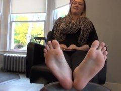 Cute Feet and Toes 6