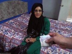Arab housewife anal Desperate Arab Woman Fucks For Money