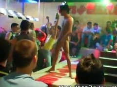 Group gay cocks This outstanding male stripper soiree heaving with over