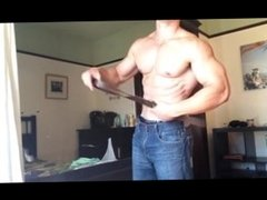John H Rare Muscle Worship Video Very Nice