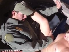 Real police Strip Search Leads to Hot Sex