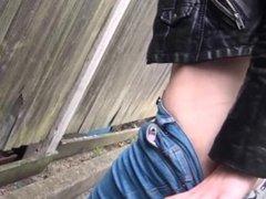 Amateur milf Atlantas public flashing and outdoor masturbation of blonde