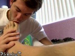 Xxx male feet in the air and suck toe and cock gay These insatiable men