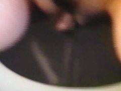 Nectar pee in her toilet 3