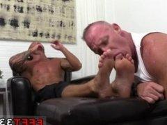 Hot hunk escorts and gay electrode fetish Dev Worships Jason James' Manly
