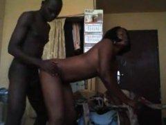 couple très chretien de kinshasa