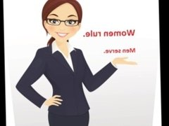 You Love Dominant Women in Business - Version #1