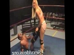 Girl Mocks Guy while Ballbusting him (Uppercuts and Stomps)