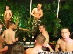 Group of naked guys standing gay a lollipop tornado is gonna come tearin