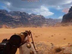 HARDCORE IN THE DESERT (BATTLEFIELD)