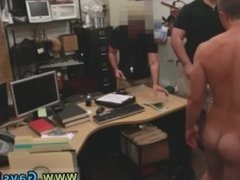 straight boy gay and gay guy talks straight friend into blowjob