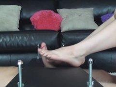 Sexy Handjob / Footjob