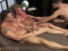 Gay hairy leg movies and hairless legs on boys Ricky Hypnotized To