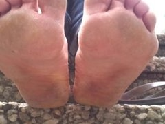 Feet Of An Athletic Girl Pt. 2