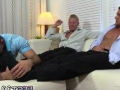 Guy gay porn fetish and grand boy anal sex xxx Ricky Worships Johnny &