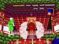 Mystical Ninja Starring Goemon [6] Ghost Fight