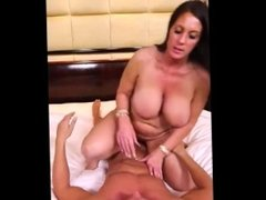 Milf with Tits Riding
