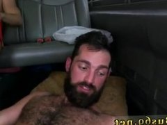 Straight guy serviced by gay Amateur Anal Sex With A Man Bear!