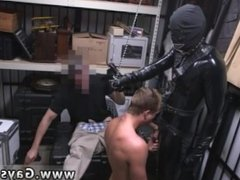 Crush fetish gay xxx Dungeon sir with a gimp