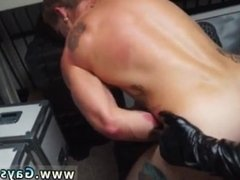 Nude straight hunk passed out video gay first time Dungeon master with a