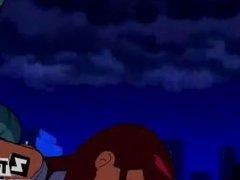 Teen Titans Hentai Parody