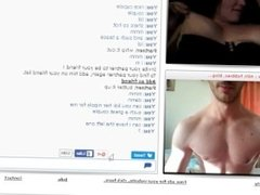 Cool Omegle Couple does everything I say