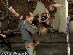 Free bondage enemas gays and gay teen boy bondage sex A Boys Hole Used