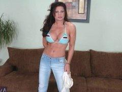 Teri Weigel Porn Star Posing Photo Montage Music Video