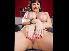 Eva Karera Milf Porn Star Photo Montage Posing Music Video