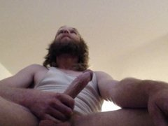 nice cock masturbation with cumshot