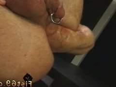 Men in chaps gay porn Club Inferno's own Uber-bottom, Rick West opens the