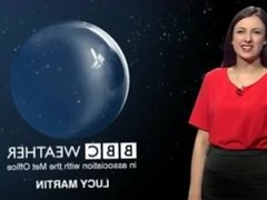 Amputee Woman RBE Lucy Martin Weather Girl BBC - Copilation 1