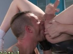 Boy to boy fist xxx gay Axel Abysse gets bare and raises his gams up on