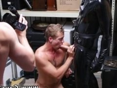 Straight bear bulge gay Dungeon tormentor with a gimp