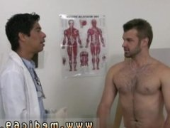 Doctor spanking gay porn I had him take off his clothes and I weighed him