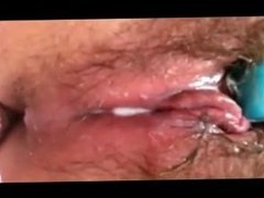 asian orgasm contractions compilation pulsating