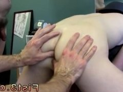 African fat ass gay porn videos xxx First Time Saline Injection for Caleb