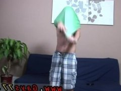 Free hot straight boys uncovered gay His mitt flying up and down on his