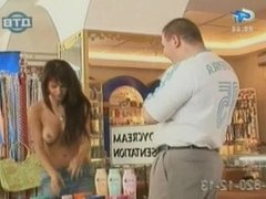 Naked and Funny - Hot Girl 12
