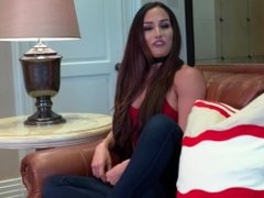 Nikki Bella Shows & Talks About Her Feet