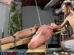 Watch gay bondage twink fucks hunk and brutal gay bondage fisting porn