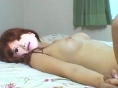 Girl in Doll Mask Fucked
