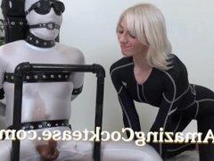 Extreme Bondage Edging and Ruined Orgasms