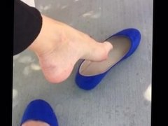 Best Shoeplay and Dangling in flats & heels