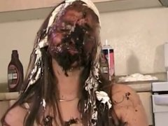 Pied Girl 2