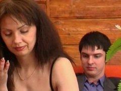 Russian mature Irina 2